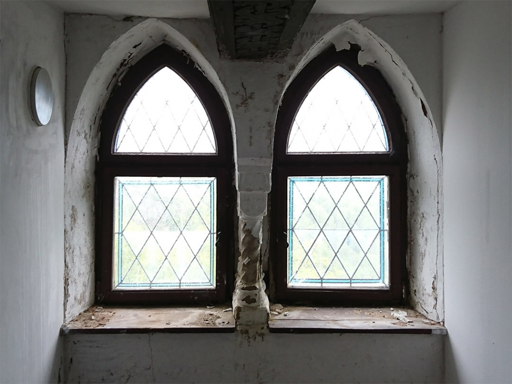 Fenster, Burg Gößweinstein