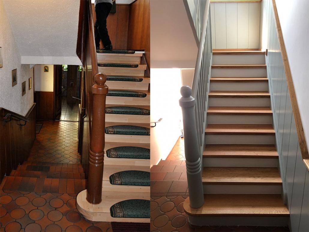 Schreiner Bindl Forchheim - Treppen